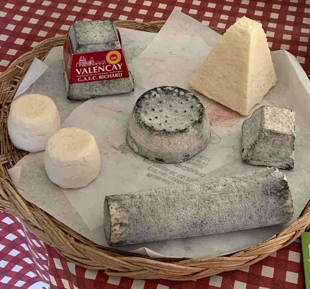 GAEC Richard - fromages de chèvres
