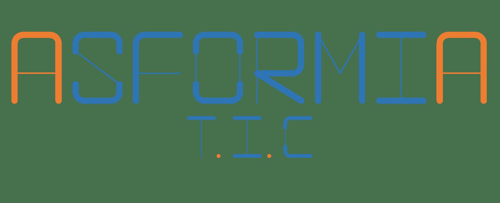 Présentation d'ASFORMIA TIC