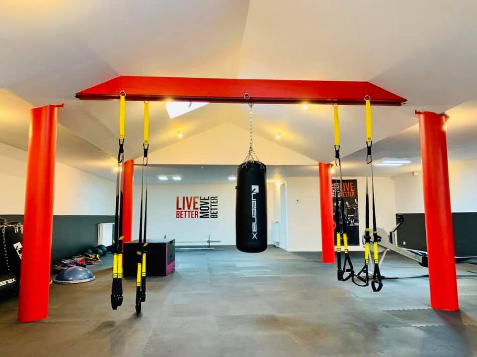 salle de fitness argenton